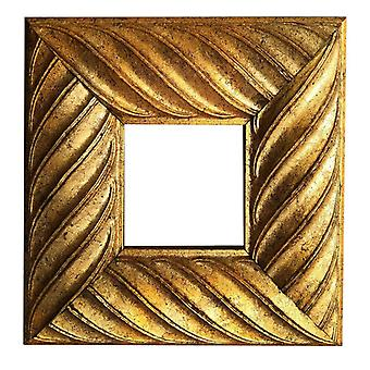 7, 5x7, 5 cm or 3x3 inch, photo frame in gold