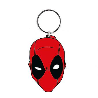 Deadpool Keyring