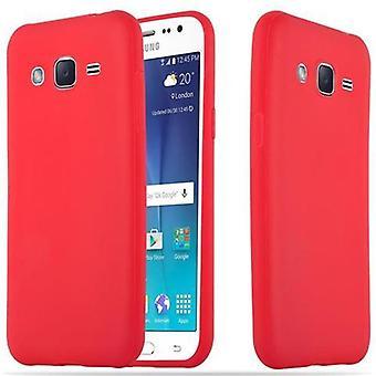 Case for Samsung Galaxy J2 2015 Flexible TPU Silicone Phone Case - Cover - ultra slim