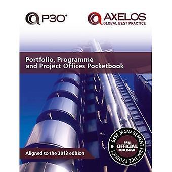 Portfolio, programma en Project kantoren zakboekje