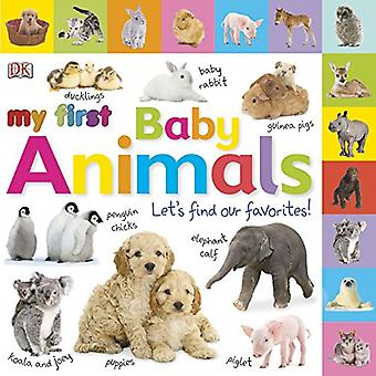 My First Baby Animals: Let's Find Our Favorites! (Tabbed Board Books)