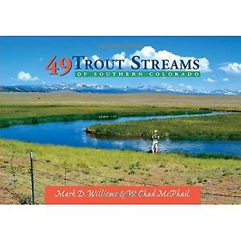49 Forellenflüsse der südlichen Colorado
