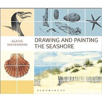 Tegning og maling kysten