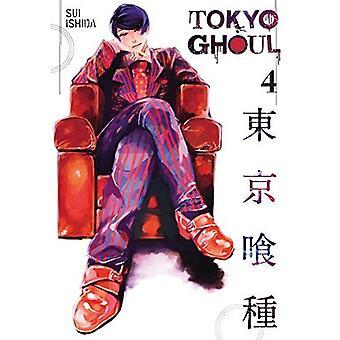 Tokyo Ghoul Band 4