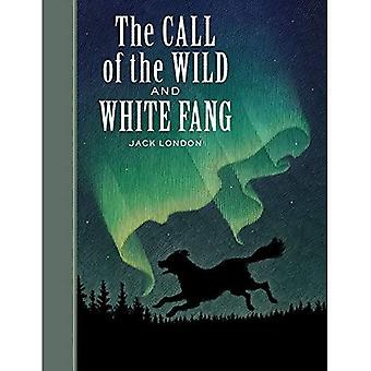 The Call of the Wild  and  White Fang  (Sterling Children's Classics) [Unabridged]