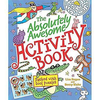 Den absolut Awesome aktivitetsbok