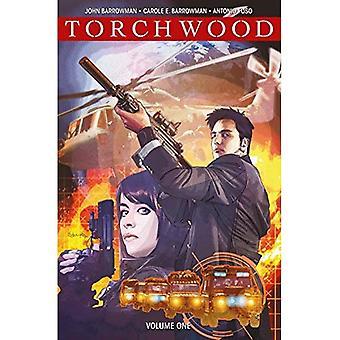 Torchwood: Volym 1 - världen utan slut