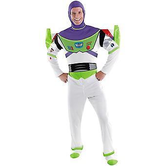 Toy Story Buzz Lightyear volwassene Plus kostuum