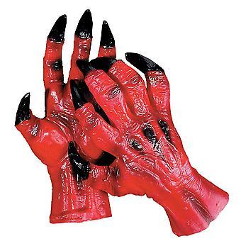 Mãos do diabo