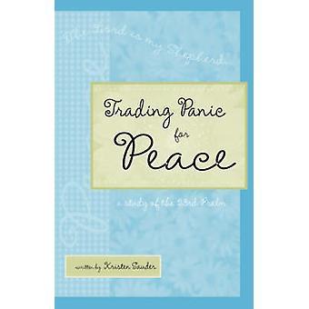 Handel panik för fred av Sauder & Kristen