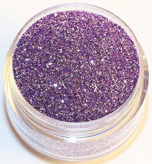første finkornet glitter lys fiolett