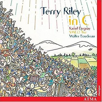 T. Riley - Terry Riley: In C [2000] [CD] USA import