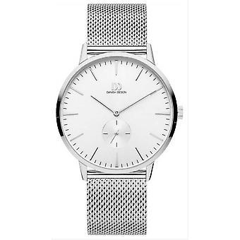 Danish Design Tidlos Akilia Second Watch-Silver