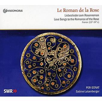 Per-Sonat - Le Roman De La Rose [CD] USA import