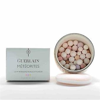 Meteoritos de Guerlain luz reveladoras perlas de polvo 01 Blanc De Perle 0,88 oz / 25g