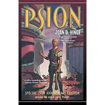 Psion by Joan D Vinge - 9780765303400 Book