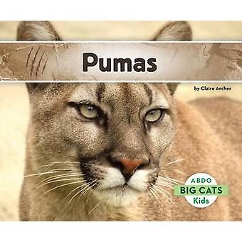 Pumas by Claire Archer - 9781629700052 Book