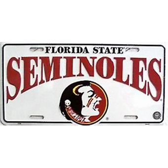 Florida estado Seminoles NCAA matrícula