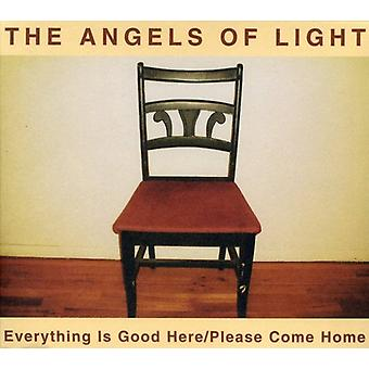 Angels of Light - Everything Is Good Here-Please Come Home [CD] USA import