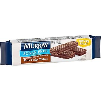 Murray Sugar Darmowe Ciasteczka Dark Fudge Wafers