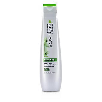 Matrix Biolage Erweiterte FiberStrong Shampoo (Empfindliches Haar) 400ml / 13,5 Unzen