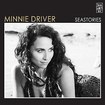 Minnie Driver - Seastories [CD] USA import