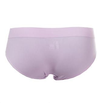 Womens Reebok Paige Seamless Sports Briefs In Moonglow
