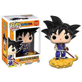 Dragon Ball Goku & Nimbus Pop! Vinyl