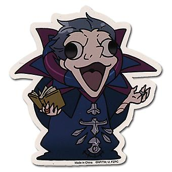Sticker - Fate/Zero - New SD Caster Toys Gifts Anime Licensed ge55117