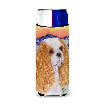 Cavalier Spaniel Ultra Beverage Insulators for slim cans SS8164MUK