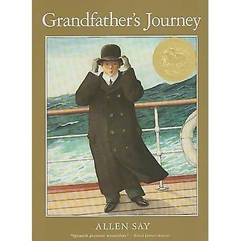 Grandfather's Journey by Allen Say - Allen Say - 9780547076805 Book