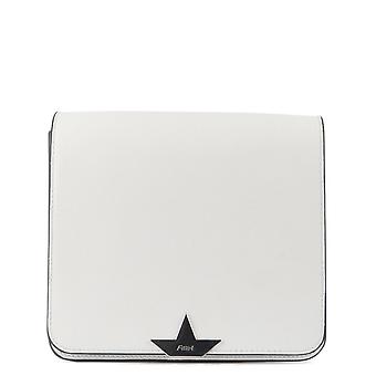 Ash MELISA Mini Crossbody Bag White Leather