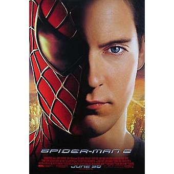 Spiderman 2 (Single Sided Regular) Original Cinema Poster