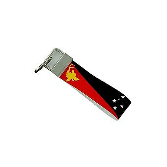 Door Cles Keys Car Motorcycle Band Flag House Tuning Papua Papou