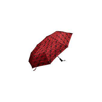 Najwyższy ShedRain świat słynnego parasol - czerwony