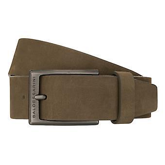 BALDESSARINI Belt Leather Belt Men's Belt Leather Green 8233