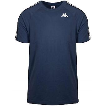 Kappa Navy Coen Banda T-shirt