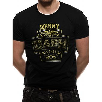 Johnny Cash-Walk The Line T-Shirt