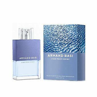 Armand Basi L'Eau Pour Homme Eau de Toilette 75ml EDT Spray