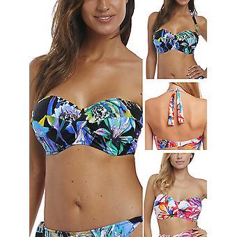 Paradise Bay Bandeau Bikini Top