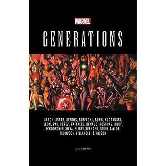Generations by Jason Aaron