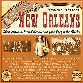 Breaking Out of New Orleans 1922-29 - Breaking Out of New Orleans 1922-29 [CD] USA import