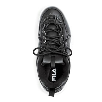 Fila Mens Disruptor ll Low Top Lace Up Fashion Sneakers