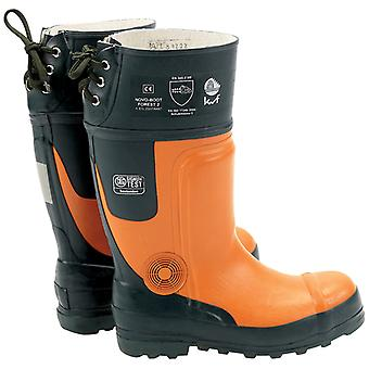 Chainsaw Boots (Size 9/43) - CSB/N