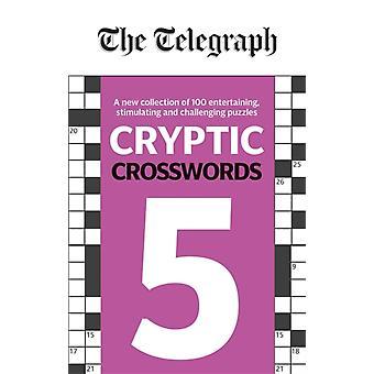The Telegraph kryptiska korsord 5 av Telegraph Media Group Ltd
