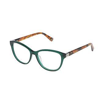 Ladies'Spectacle frame Loewe VLW9235306WT