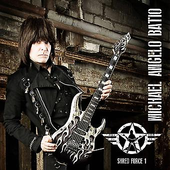 Michael Angelo Batio - Shred Force 1 (the Essential Mab) [CD] USA import