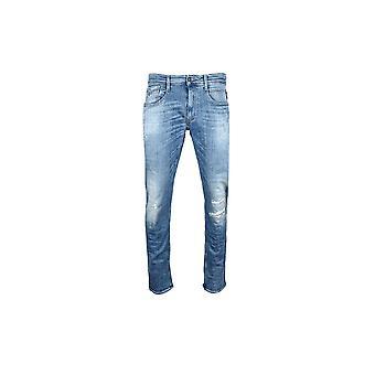 リプレイM914E141476011ユニバーサルオールイヤー男性ズボン