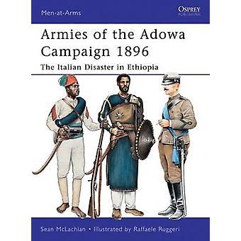 Sean McLachlanin Adowa-kampanjan armeijat 1896