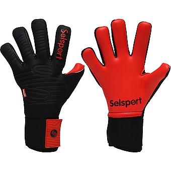 Selsport Diavolo Rosso Neo Neg 01 Goalkeeper Gloves Size